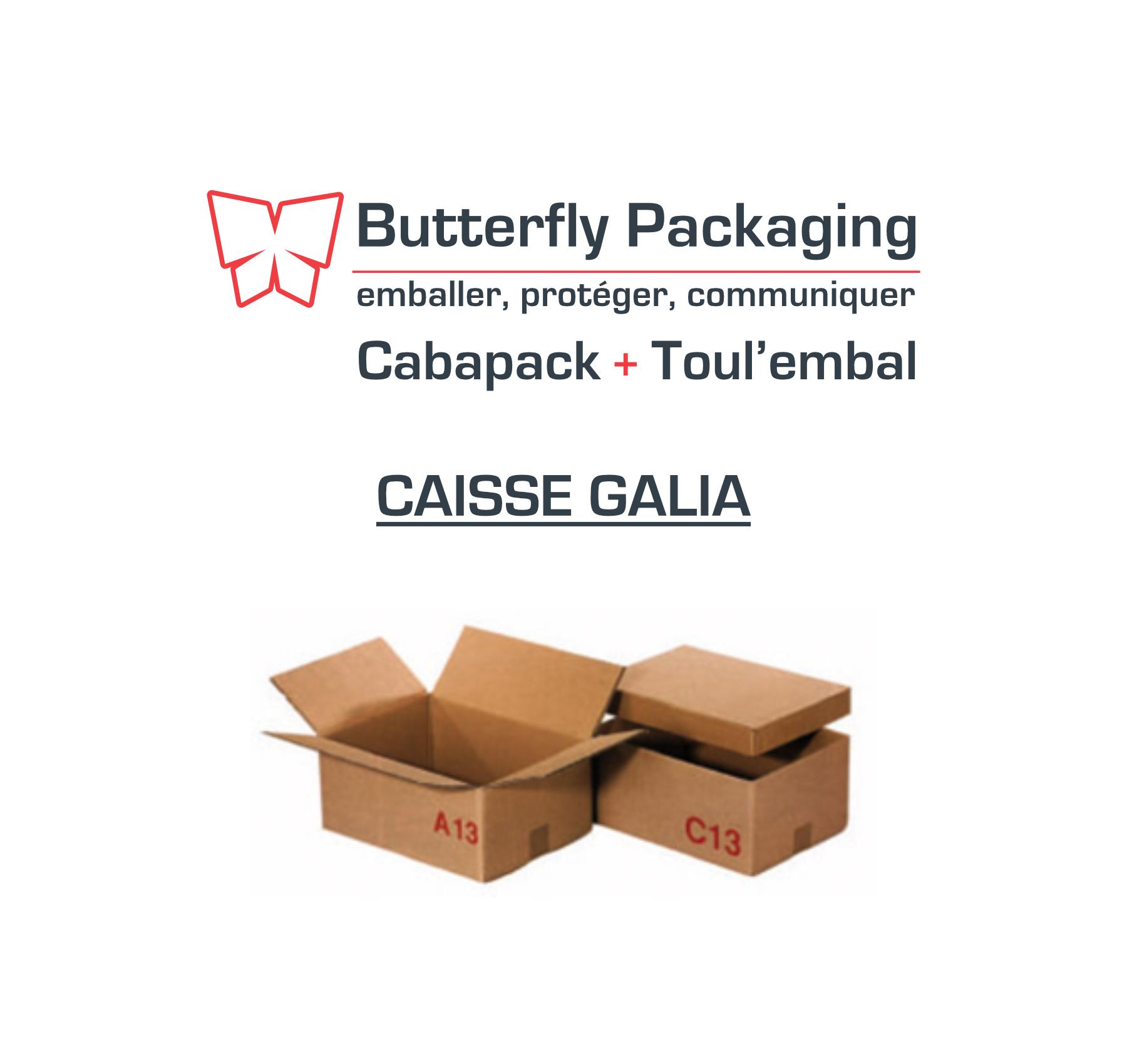A la découverte de nos produits : Caisse Galia