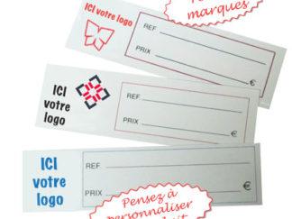Etiquette casier PVC Auto