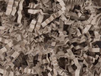 Frisure de couleur en papier kraft recycle