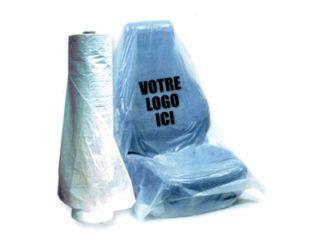 Housse de siège neutre ou imprimée