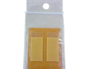 Kit de pastilles adhésives pour caches plaques