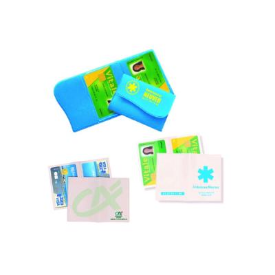 Porte cartes 2 volets