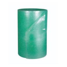 Rouleau de Film à Bulles Vert 80% recyclé