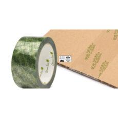 Ruban adhésif PLA biodégradable