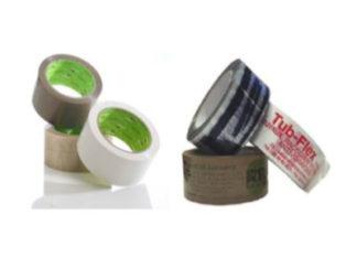 Ruban adhésif PVC Strié neutre ou personnalisé