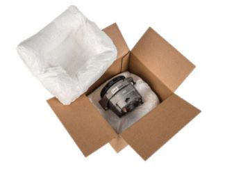Système de calage et protection en mousse Instapak