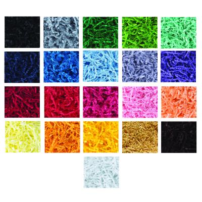 frisure colorée nuancier