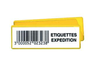 porte étiquette