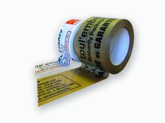 PVC neutre ou imprimé