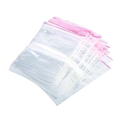 Sachet plastique fermeture ZIP