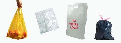 Sac plastique et bio-plastique
