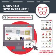 Découvrez le nouveau site Internet du groupe Butterfly Packaging