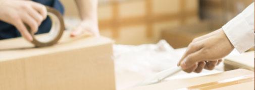 Emballage logistique