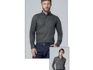 Chemise coupe droite homme 2