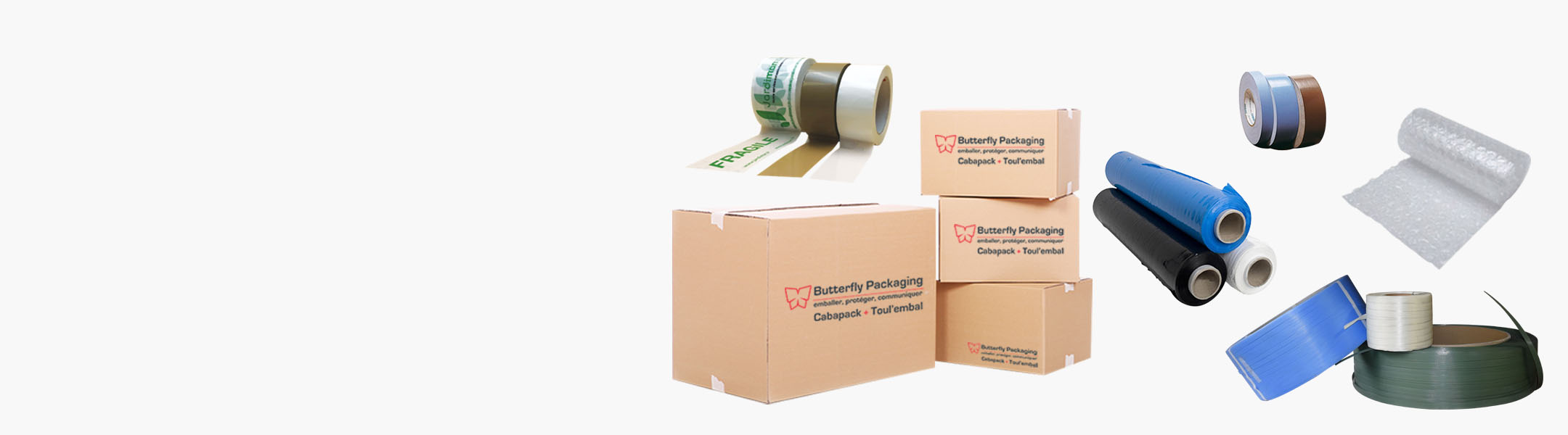 emballage et logistique