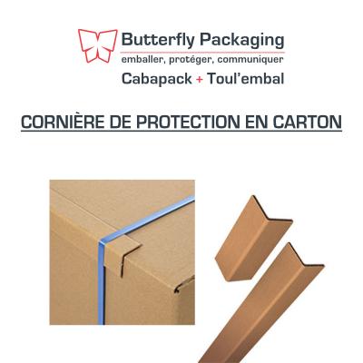 À la découverte de nos produits : Cornière de protection en carton